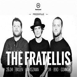 The Fratellis, KONCERT WARSZAWA
