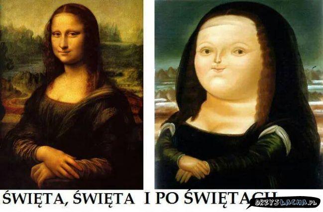 Leonardo nie byłby zadowolony