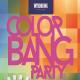 Color Bang - Fluo Party, CYKL IMPREZ, Euphoria Music Club, Łeba