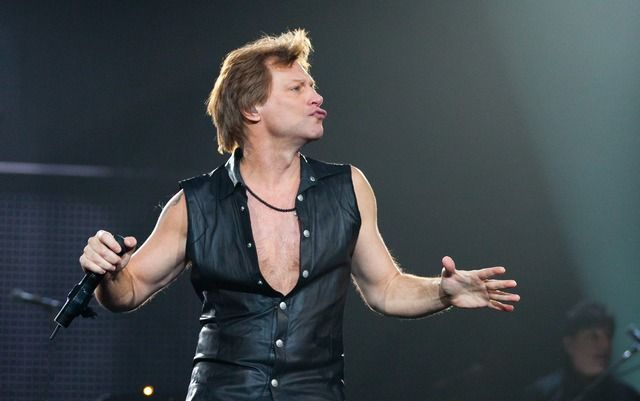 BON JOVI w artykule KULTOWA GODZINA WE WTOREK: THE BEATLES, BON JOVI, BLONDIE [VIDEO]