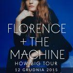 Koncert Florence And The Machine: rzucanie ciuchów, puszczanie balonów i dzika zabawa! Zobacz zdjęcia i filmy!