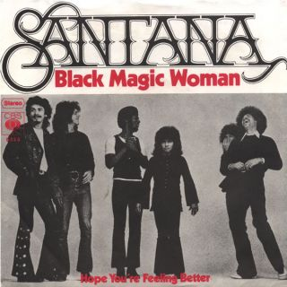 Black Magic Woman - Carlos Santana