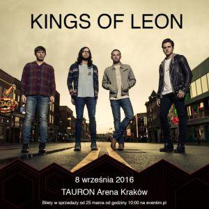 Kings of Leon - KONCERT Kraków