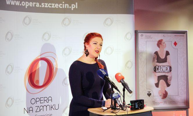 Carmen na deskach szczecińskiej Opery.