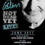 Phil Collins - Jeszcze nie umarłem! Lider Genesis rusza w trasę