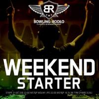 Weekend Starter, IMPREZA PIŁA, Bowling Rodło, Piła