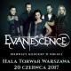 Evanescence w Polsce 2017: wyjątkowa akcja koncertowa