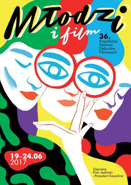 """Festiwal """"Młodzi i Film"""" od 19 do 24 czerwca w Koszalinie."""