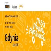 Strefa Smaków Food Trucków w Gdyni od 05.07.2017 do 31.08.2017, Centrum Handlowe Klif, Gdynia