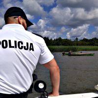 Patrol wodny uratował turystów