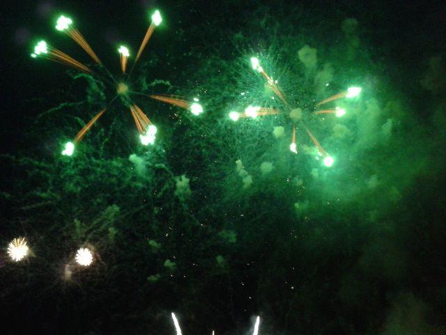 Międzynarodowy Festiwal sztucznych ogni Pyromagic.