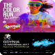 The Color Run Dream World Tour by Skittles 16.09.2017 godzina 11:00 Gdynia, Gdynia - Skwer Kościuszki, Gdynia