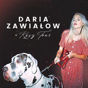 DARIA ZAWIAŁOW - koncert Warszawa