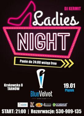 Klub Blue Velvet - 19.01, Blue Velvet Club , Tarnów