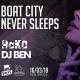Boat City Never Sleeps, IMPREZA ŁÓDŹ, Club Lordi's w Łodzi, Łódź