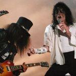 Manager Guns N' Roses o rozpadzie zespołu przez Slasha: 'Grał z tym pedofilem Jacksonem za telewizor z dużym ekranem'