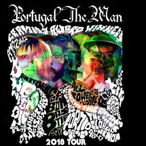 PORTUGAL THE MAN - koncert WARSZAWA
