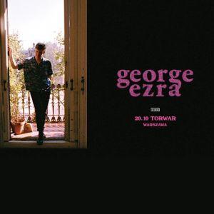 GEORGE EZRA - koncert WARSZAWA