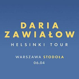 DARIA ZAWIAŁOW - sold out!