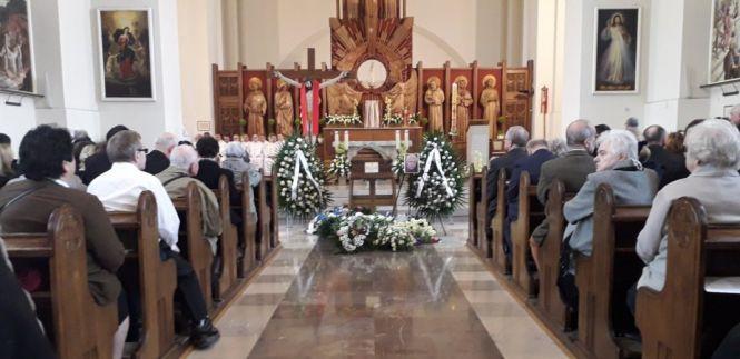 Pogrzeb  śp. Marka Tarnowskiego