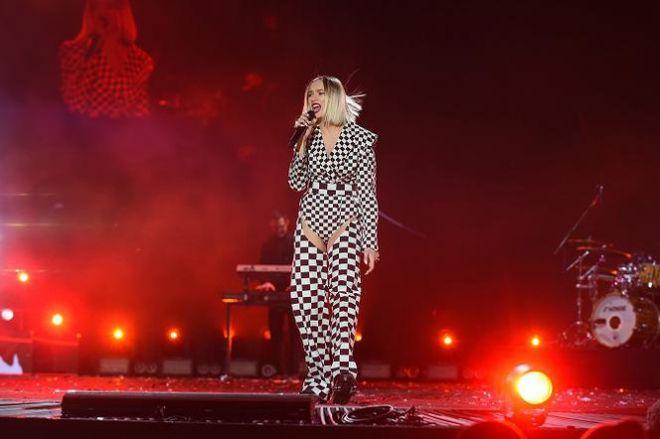 Koncert w Poznaniu był ostatnim tegorocznym występem Natalii Nykiel