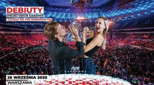 Roztańczony Narodowy 2020. Kto wystąpi w Debiutach?