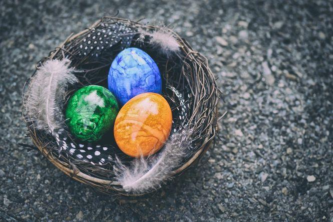 Pisanki Wielkanocne mają swoja historię
