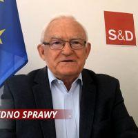 """Gościem """"Sedna Sprawy"""" - eurodeputowany Leszek Miller"""