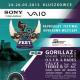 Sony Vaio Extreme Series, FESTIWAL KLUSZKOWCE, Kluszkowce, Kluszkowce