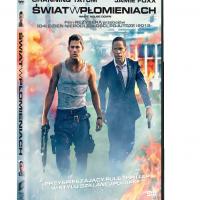 ŚWIAT W PŁOMIENIACH już na DVD!