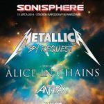 SONISPHERE 2014: Children Of Bodom będą kolejnym supportem Metalliki w Polsce? [VIDEO]