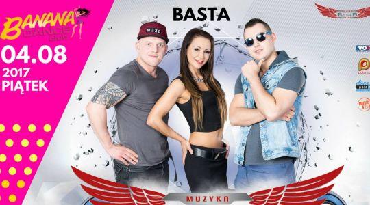 BASTA w Banana Dance Club | 04.08.2017