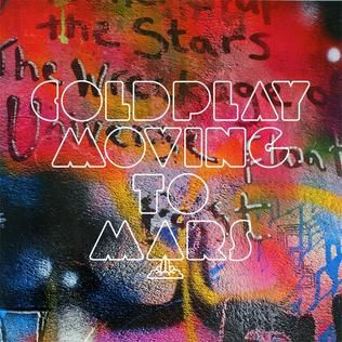 Moving To Mars - Coldplay