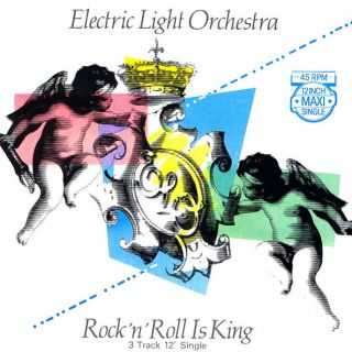 Rock And Roll Is King - Electric Light Orchestra