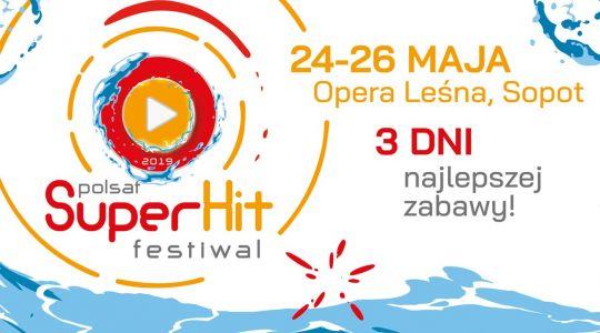 Zenon Martyniuk z zespołem Akcent na Polsat SuperHit Festiwal 2019!