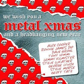 Santa Claws Is Coming - Alice Cooper