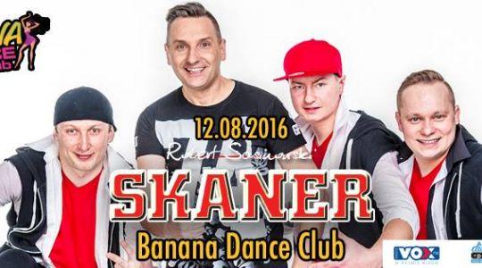 Skaner w Banana Dance Club!