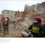 Katastrofa budowlana w Świebodzicach. Są ofiary