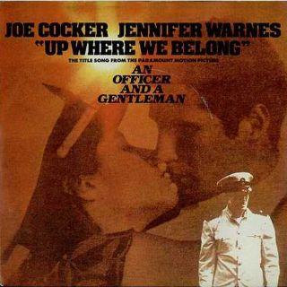Up Where We Belong - Joe Cocker, Jennifer Warnes